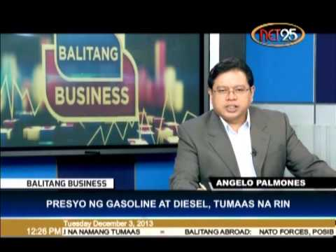 Gasoline and Diesel Price Hike