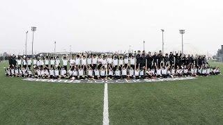 Juventus, il calcio come strumento di pace - Football as a vehicle for peace