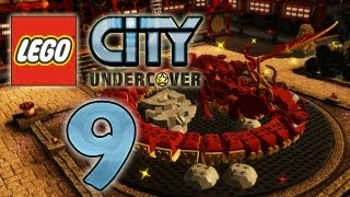 Let's Play Lego City Undercover Part 9: Kung Fu Training