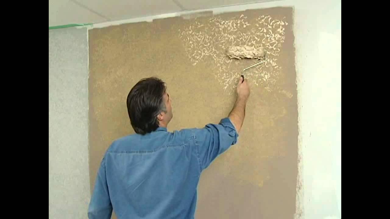 Flexrock murs marbre de carrare youtube - Technique de peinture murale ...