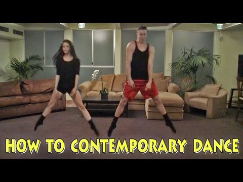 How To Contemporary Dance