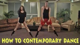 Thr Rules of Contemporary Dance