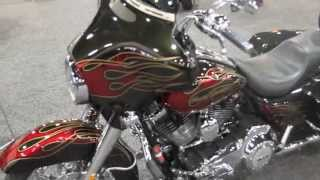 New Color 2013 Harley-Davidson FLHX Street Glide Review