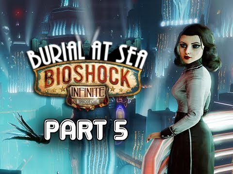 Bioshock Infinite: Burial at Sea Episode 2 Walkthrough Part 5 - Lutece Device (PC 1080p Ultra)