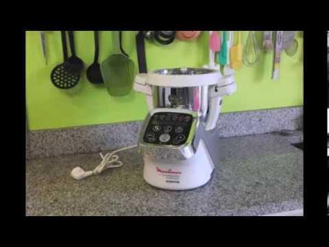 Le cuisine companion de moulinex youtube - Nouveau robot moulinex ...