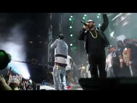 Hot 97 Summer Jam 2014 Recap: Wiz Khalifa, G-Unit Drake, Nicki Minaj, Lil Wayne & More