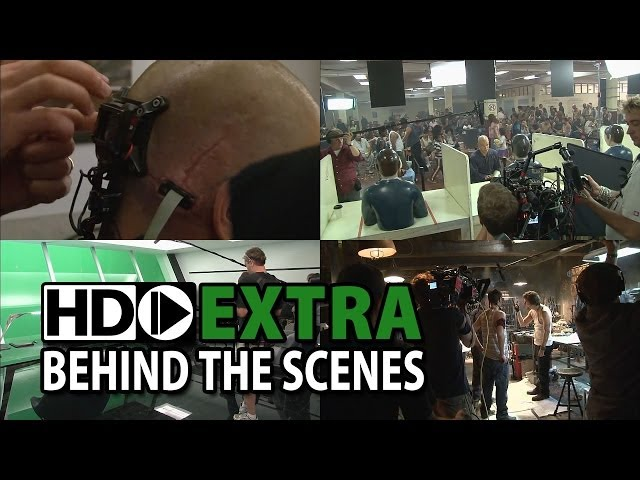 Elysium (2013) Behind the Scenes, Making of & B-Roll