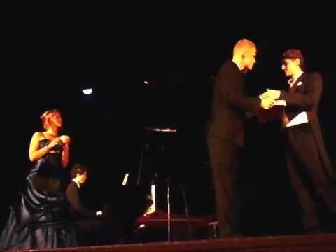 Bartoszyce, koncert-Najpiękniejsze arie operetkowe po polsku- cz1