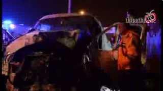 Turgutlu'da Feci Kaza 1 Ölü