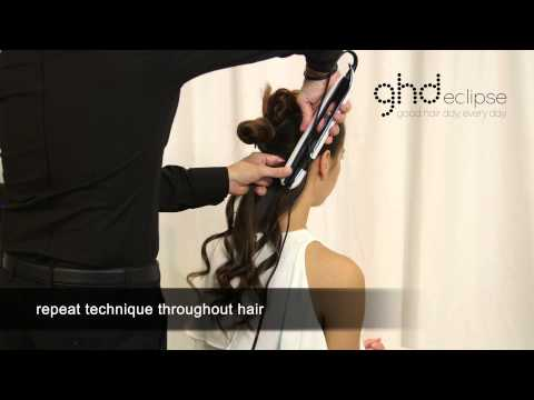 ghd eclipse big beautiful waves - How-To Hair Video