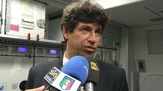 """Albertini: """"Dobbiamo puntare al massimo"""" - Mondiali 2014"""