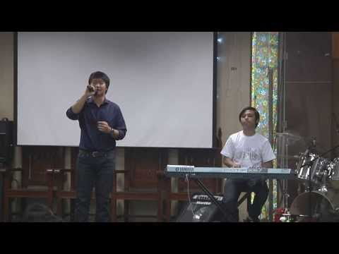 Singer Ko Myo Gyi Testimony and Praise Song Evening JBCS 04Jan14