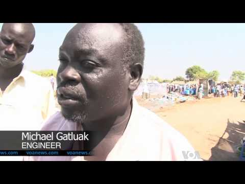 South Sudan's Displaced: Running from Violence, Longing for Peace