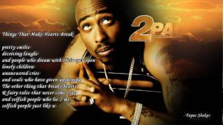 2Pac Poems (how Close Can You Get To The Truth)