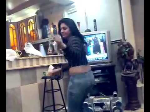 iraqian dance at home so nice