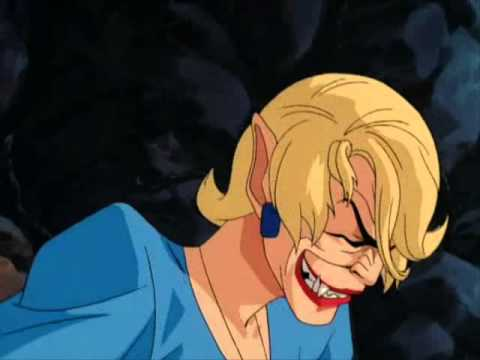 Scooby-Doo on Zombie Island: Lena and Simone - Broken, My first Lena and Simone tribute from 2006, I believe? Mainly from Lena's POV, about how she feels doing what she had to do to live - even thought in secret,...