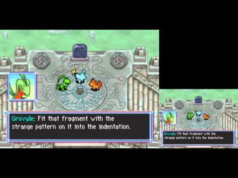 TAP (DS) Pokémon Mystery Dungeon - Explorers of Sky - Chapter 19 - To the Hidden Land
