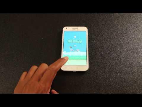 Hướng dẫn chơi game Flappy Bird phá đảo!!!