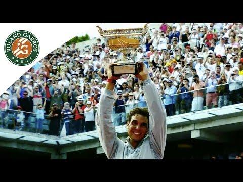 image vidéo le Best de Roland Garros 2014