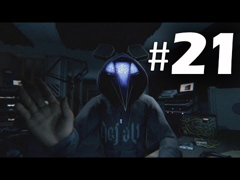 Watch Dogs Part 21 - Someone's Knocking - Gameplay Walkthrough PS4