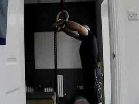 Muscle-Up Progressions Image 1