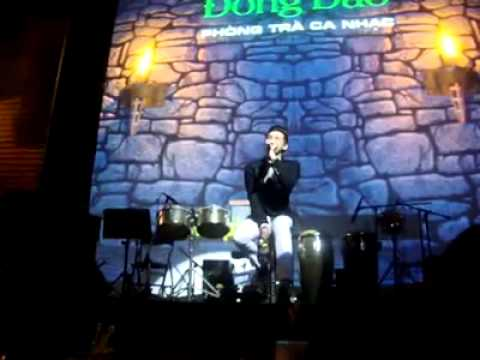 [fancam] Dấu yêu một thời + Muộn màng_Noo Phước Thịnh @pt Đồng Dao July 4 2014