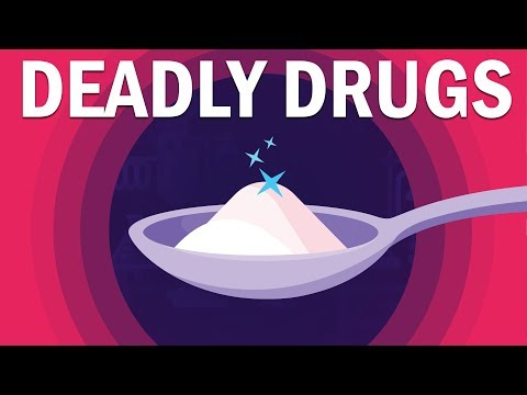 What Is The Most Dangerous Drug In The World ft In A Nutshell Kurzgesagt