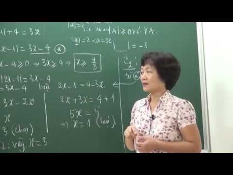 [Hocmai.vn] Ôn luyện môn toán lớp 7 - Luyện tập học kỳ 1 ( tiết 1 ) - Cô Phạm Thị Hồng