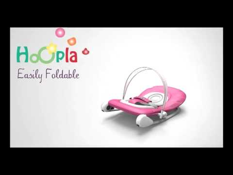 Chicco Hoopla Baby Bouncer Princess