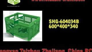 [Foldable Crate]