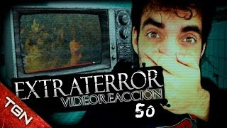 """Extra Terror Video-reacción 50#"": El Gato con Manos"