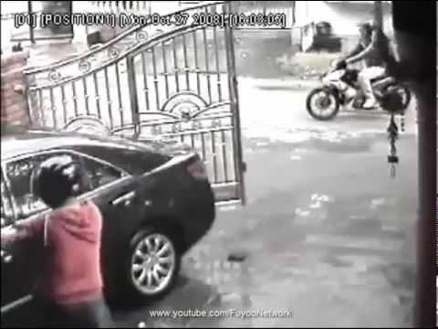 Fuyoo!! Toyota Camry vs. Perompak