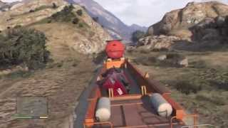 GTA 5 Online Random Funny Moments #11 (Grand Theft Auto V Funny Moments)