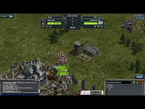 War commander 2013 best defence
