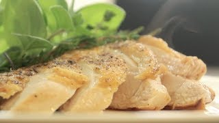 Pan Roasted Chicken-How To And Recipe