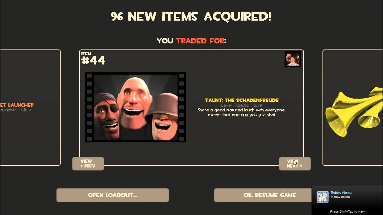 tf2 exchange
