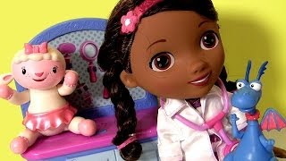 Disney Junior Doc McStuffins Singing Time For A Check-Up
