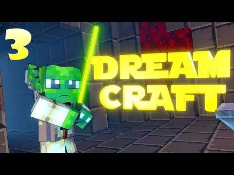Minecraft | Dream Craft - Star Wars Modded Survival Ep 3