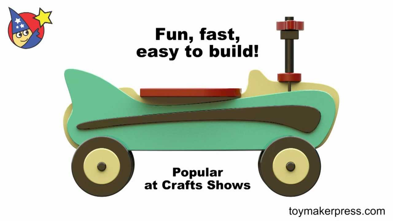 how to build a toy car ramp out of wood