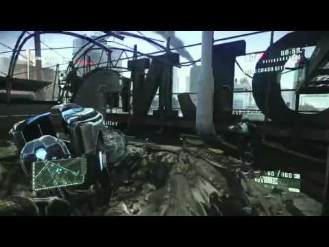 Видео-превью игры Crysis 2