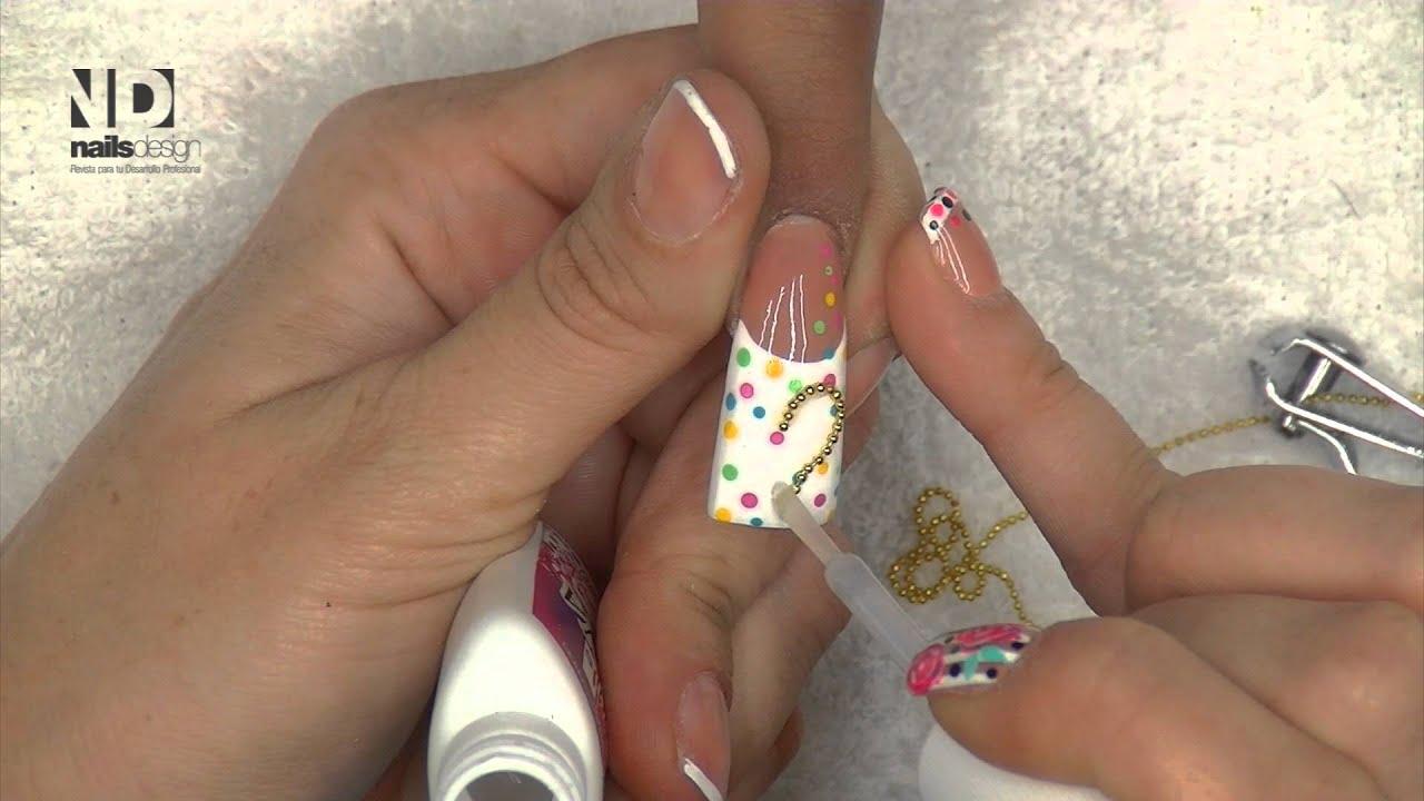 Revista Nails Design 75 méxico/PETITE - YouTube