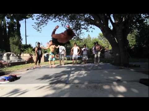 NEVERLAND TRICKING SESSIONS [6.18.2011] - Anis, Andrew, David, Kyle, Rudy, Sammy, Travis