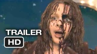 Carrie Official Trailer #1 (2013) Chloe Moretz, Julianne