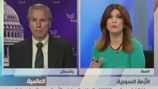 مقابلة قناة الحرة مع السفيرالأميركي السابق لدى سورية روبرت فورد