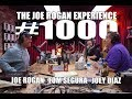 Joe Rogan Experience 1000 Joey Diaz Tom Segura