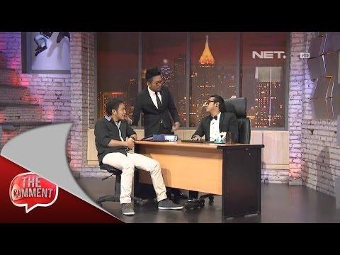The Comment - Danang Darto Pengen Jadi Artis Terkenal Kaya Dimas Anggara