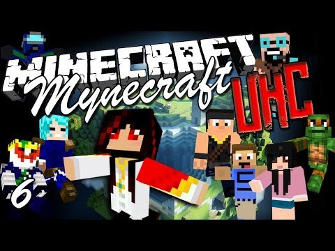 HANG TIGHT - Mynecraft UHC Ep. 6