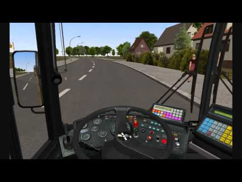 Omsi Bus Simulator Gameplay