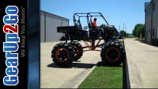 New RZR That Is Jacked Up!! High Lifter Products In Action