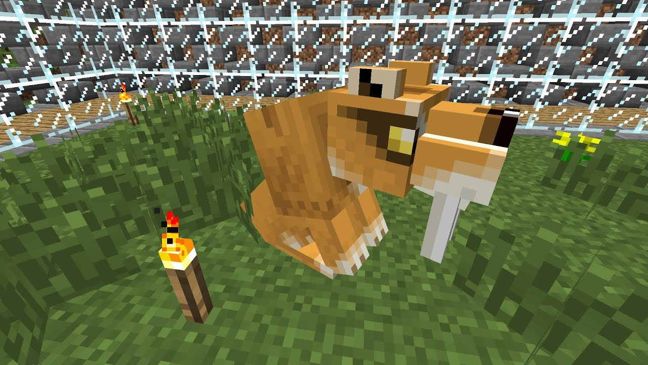 how to get an ocelot in minecraft